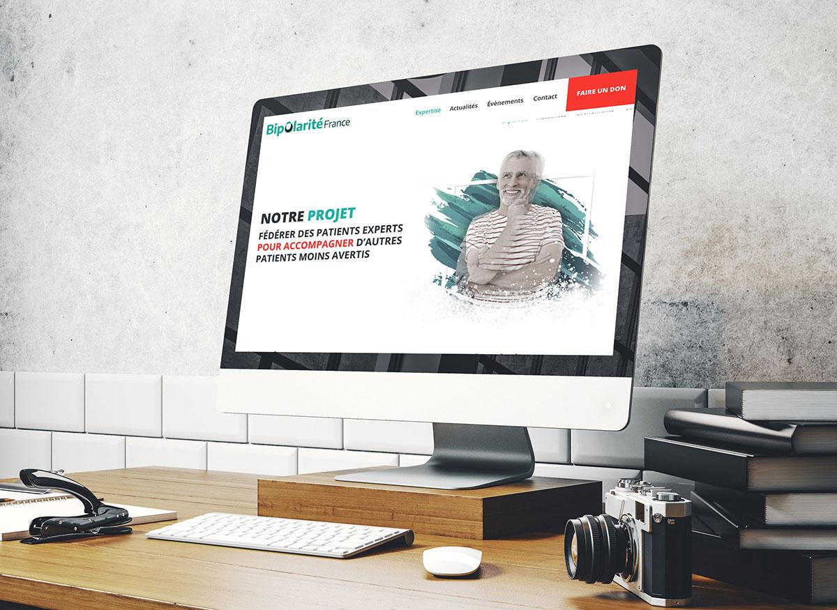 Construction de site internet d'association