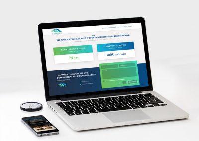 UX Design d'application d'expertise médicale